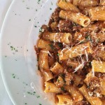 Enjoy our traditional Pasta alla Bolognese made with Chopped Blackhellip